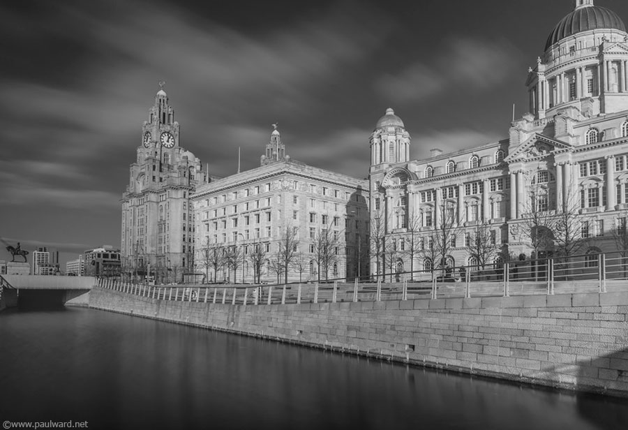 Architectural Photographer Cunard Building Liverpool by Paul Ward