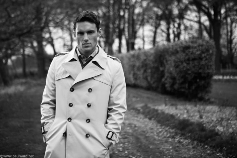 mens fashion shoot by Birmingham photographer Paul Ward