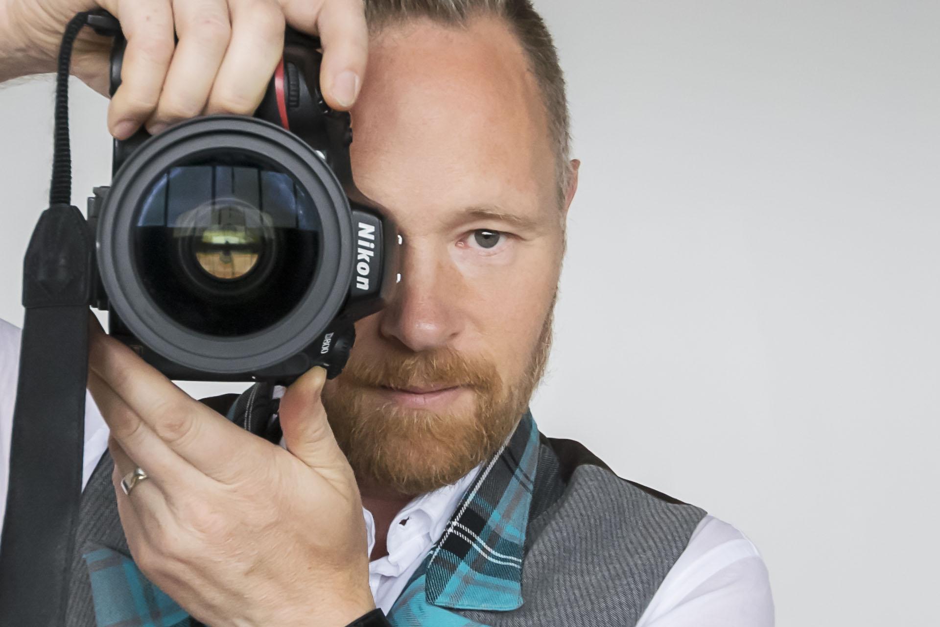 Birmingham photographer Paul Ward