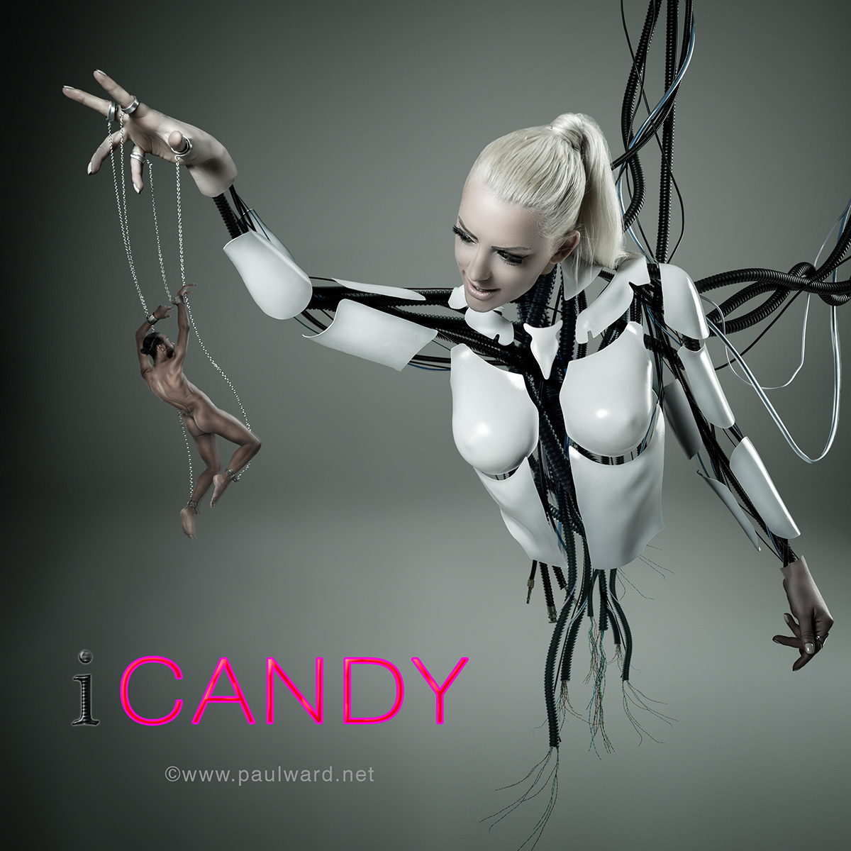 iCandy poster photography by Birmingham photographer Paul Ward
