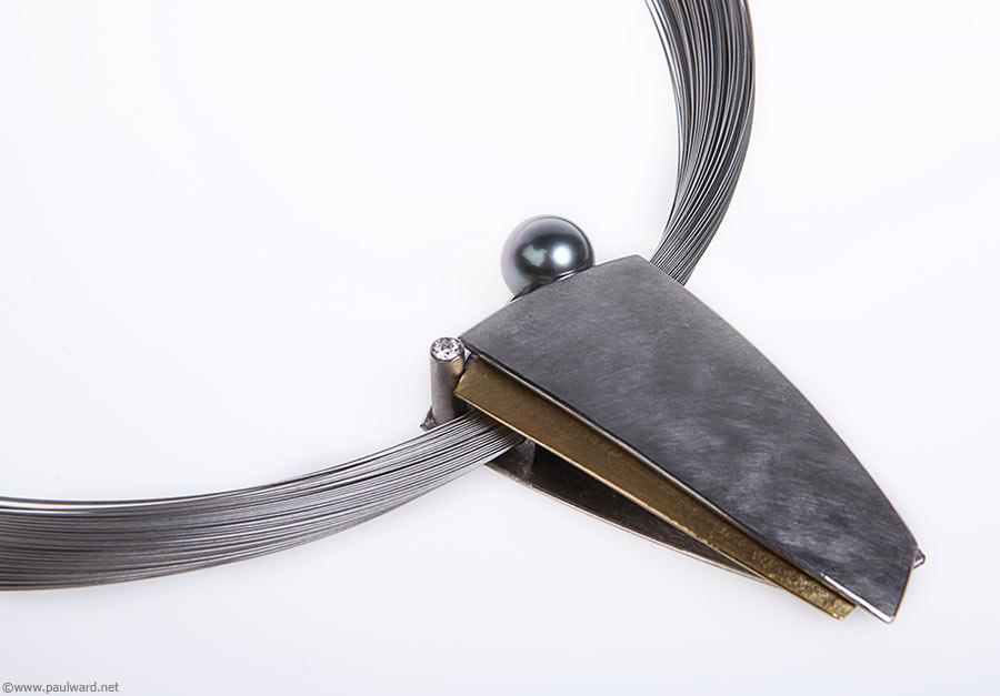Necklace by Birmingham Jewellery photographer Paul Ward