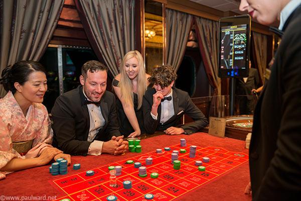 cunard casino by Birmingham travel photographer Paul Ward