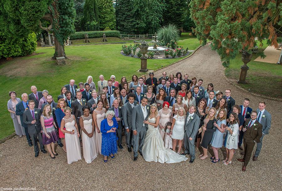 wedding photography by Birmingham photographer Paul Ward