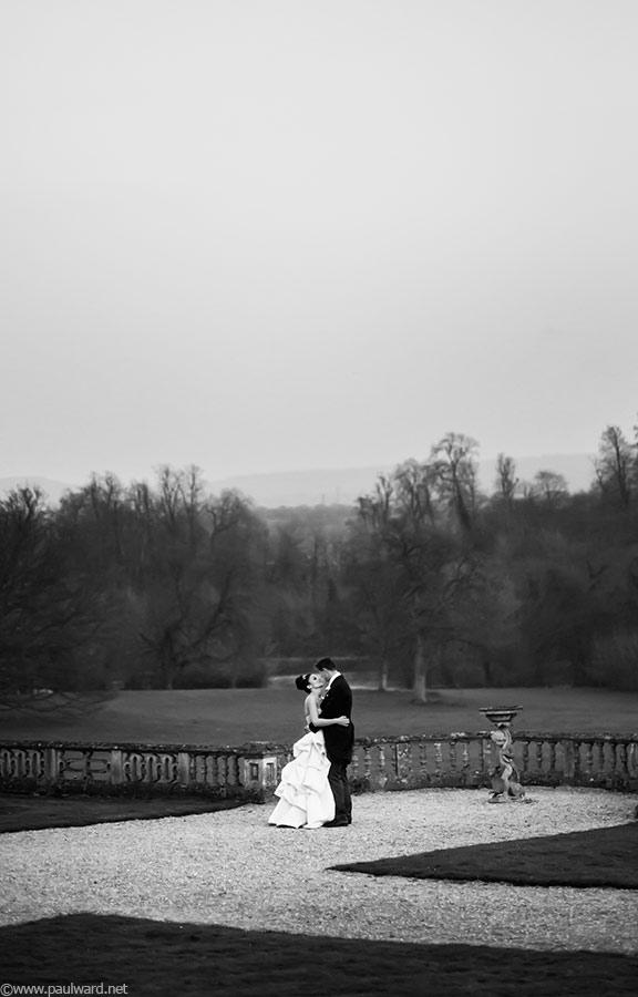 Orchardleigh estate wedding photography by Birmingham photographer Paul Ward