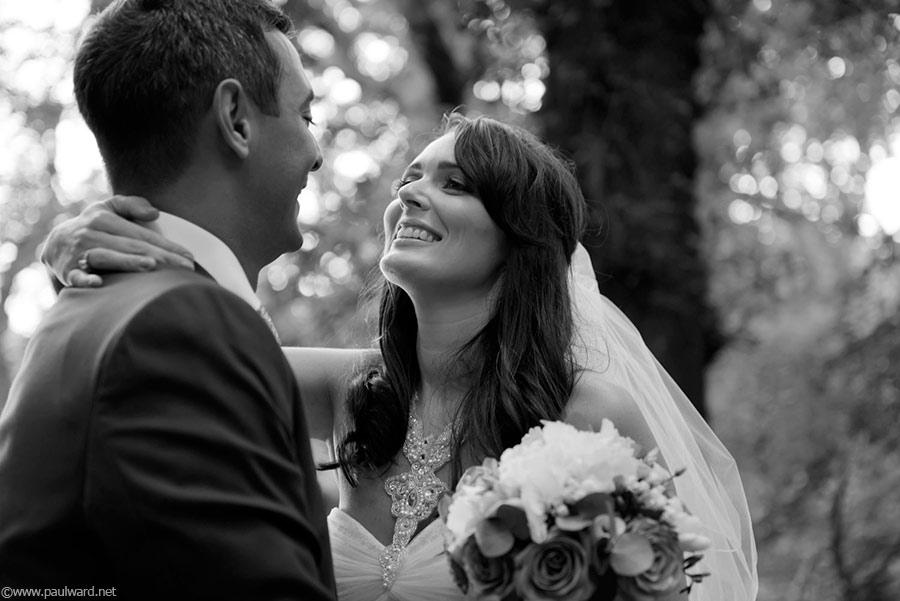 wedding shoot by Birmingham photographer Paul Ward