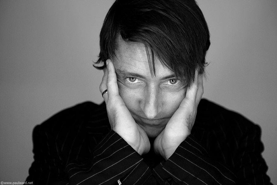 Jeremy Healey DJ portfolio by photographer Paul Ward