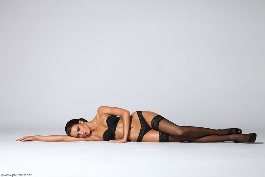 lingerie photography by Birmingham photographer Paul Ward