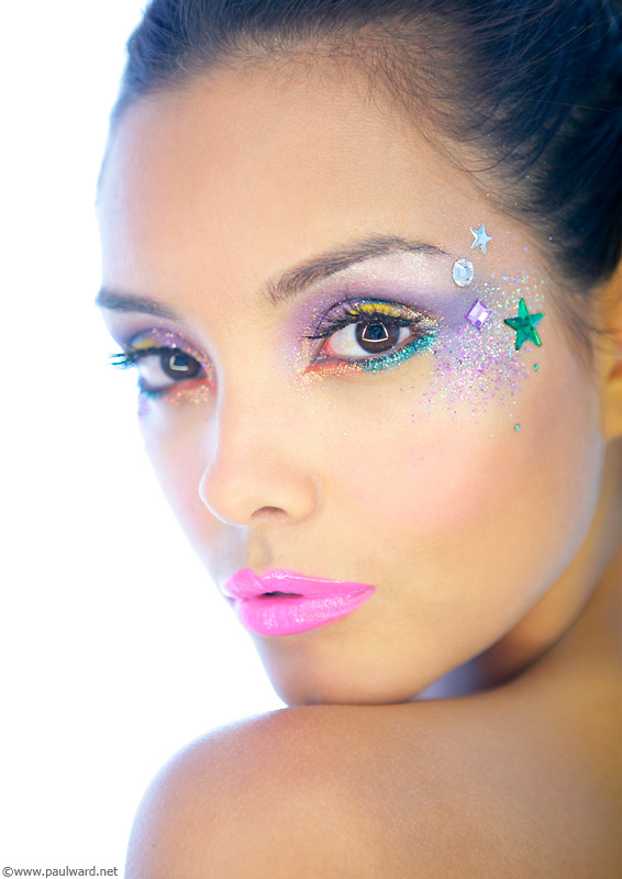Miss Moneypennies album cover by birmingham makeup photographer Paul Ward