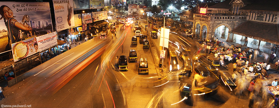 Snapshots of Mumbai