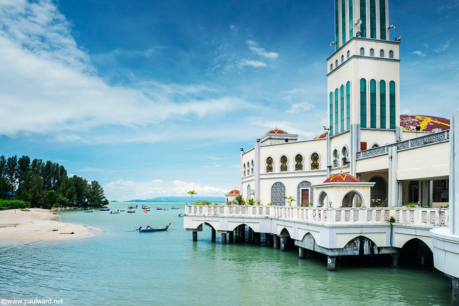 Penang by Birmingham travel photographer Paul Ward