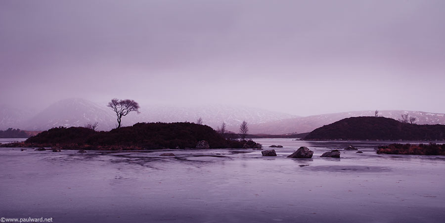 scotland by Birmingham travel photographer Paul Ward