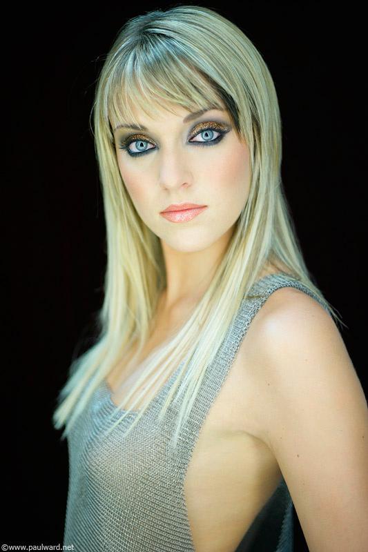 Makeup portfolio shoot by birmingham photographer Paul Ward