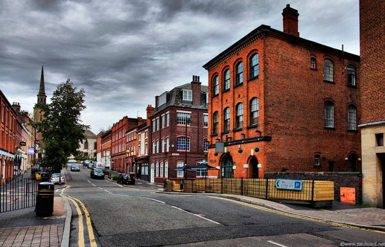 Jewellery quarter by photographer Paul Ward