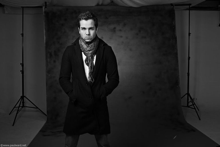 actor portfolio shoots Birmingham by photographer Paul Ward