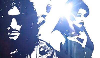 music video production by Birmingham director Paul Ward