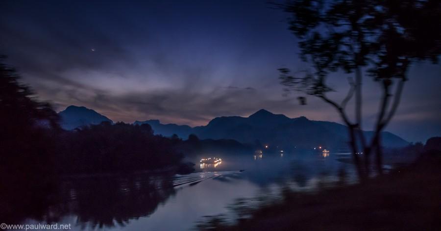 River Kwai, Thailand by Birmingham travel photograpger Paul Ward