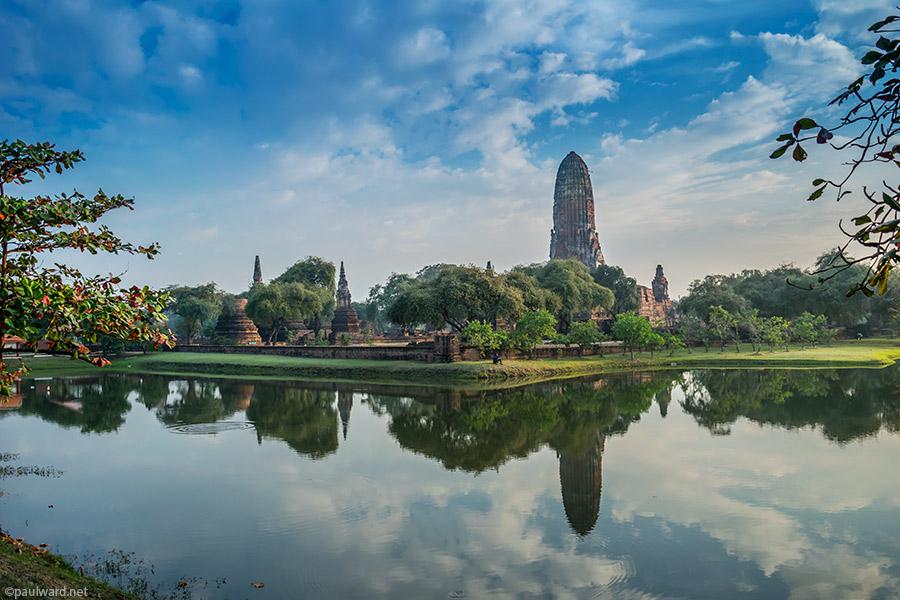 Ayutthaya thailand by Birmingham travel photograpger Paul Ward