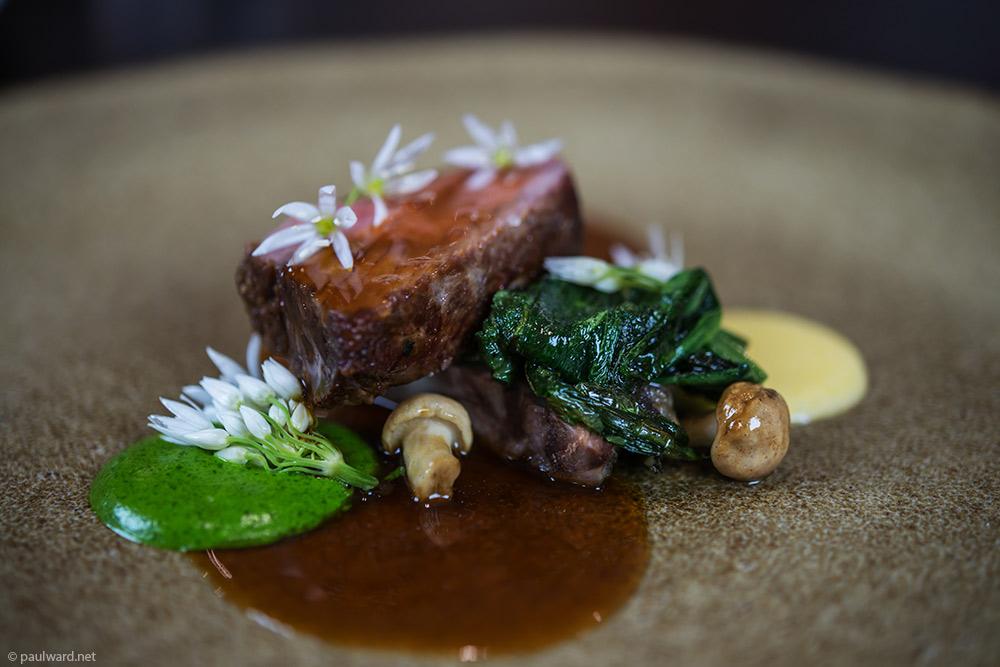 Maribel restaurant food photography by Birmingham photographer Paul Ward