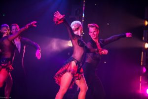 Cunard performers