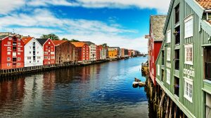 Norway, landscape photography by Travel Photographer Paul Ward