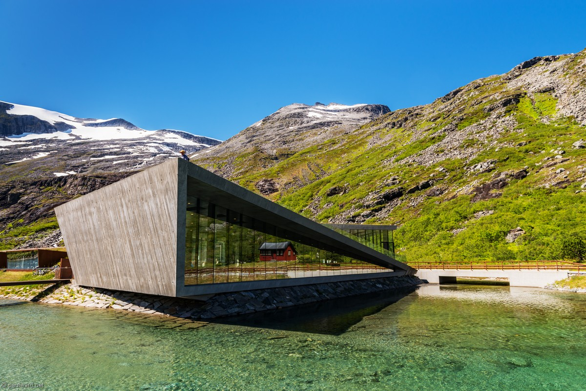 Architecture Norway, landscape photography by Travel Photographer Paul Ward