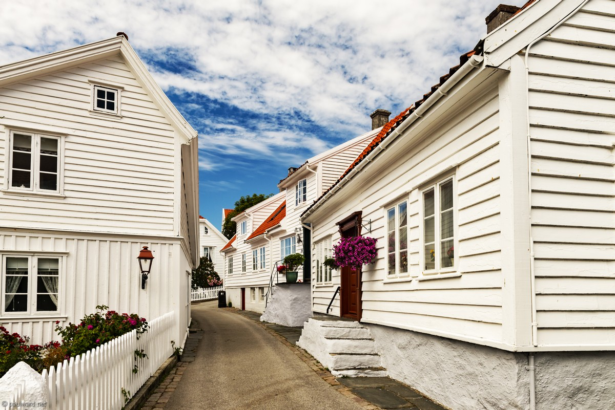 Skudeneshavn, Norway, landscape photography by Travel Photographer Paul Ward