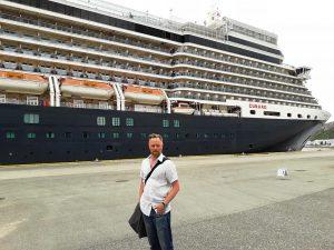 Cunard Queen Elizabeth Photographic Journey