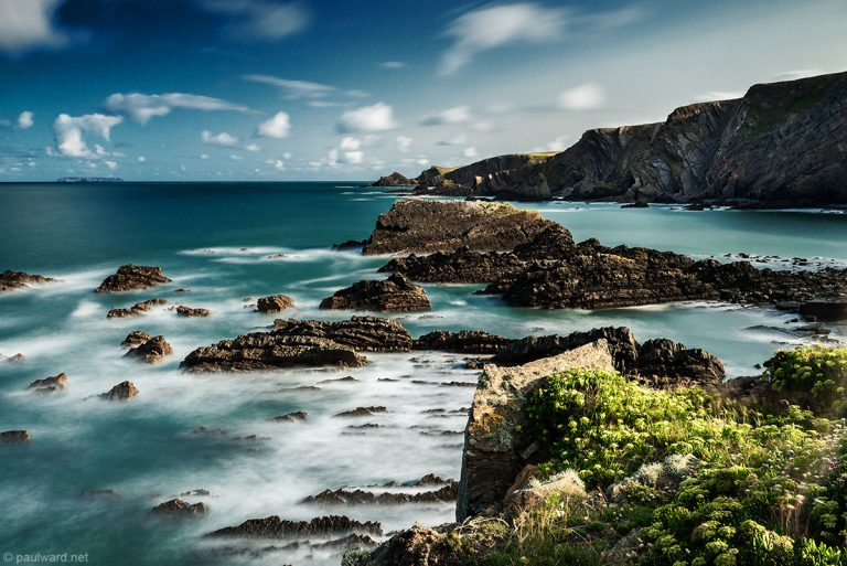 Heartland Point, Devon by Landscape photographer Paul Ward