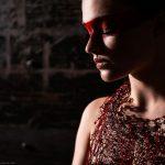 Fashion Photographer Birmingham, makeup shoot by Paul Ward