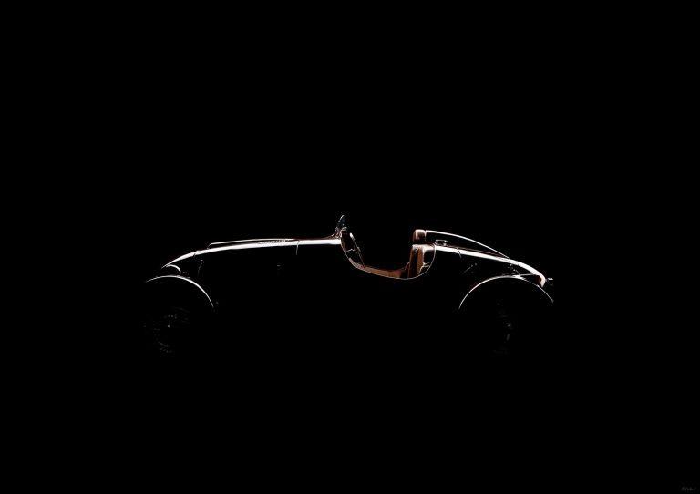 Fiorano T48 Spyder by automotive photographer Paul Ward