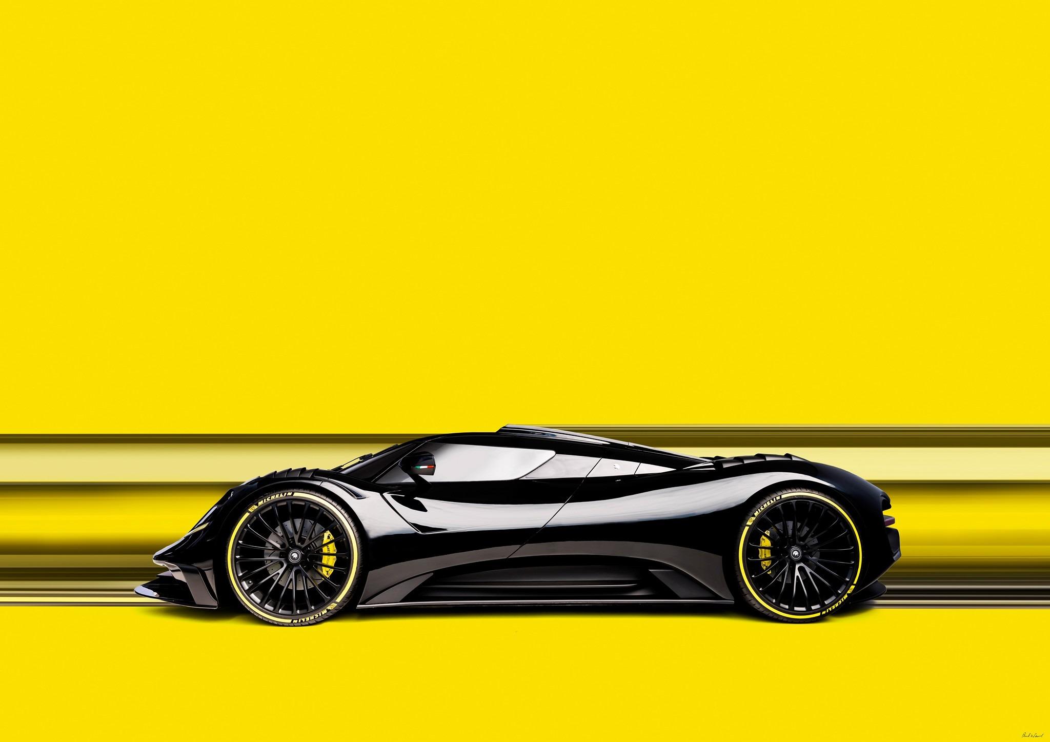 Ares S1 project car, supercar, Hypercar photo by Birmingham car photographer Paul Ward