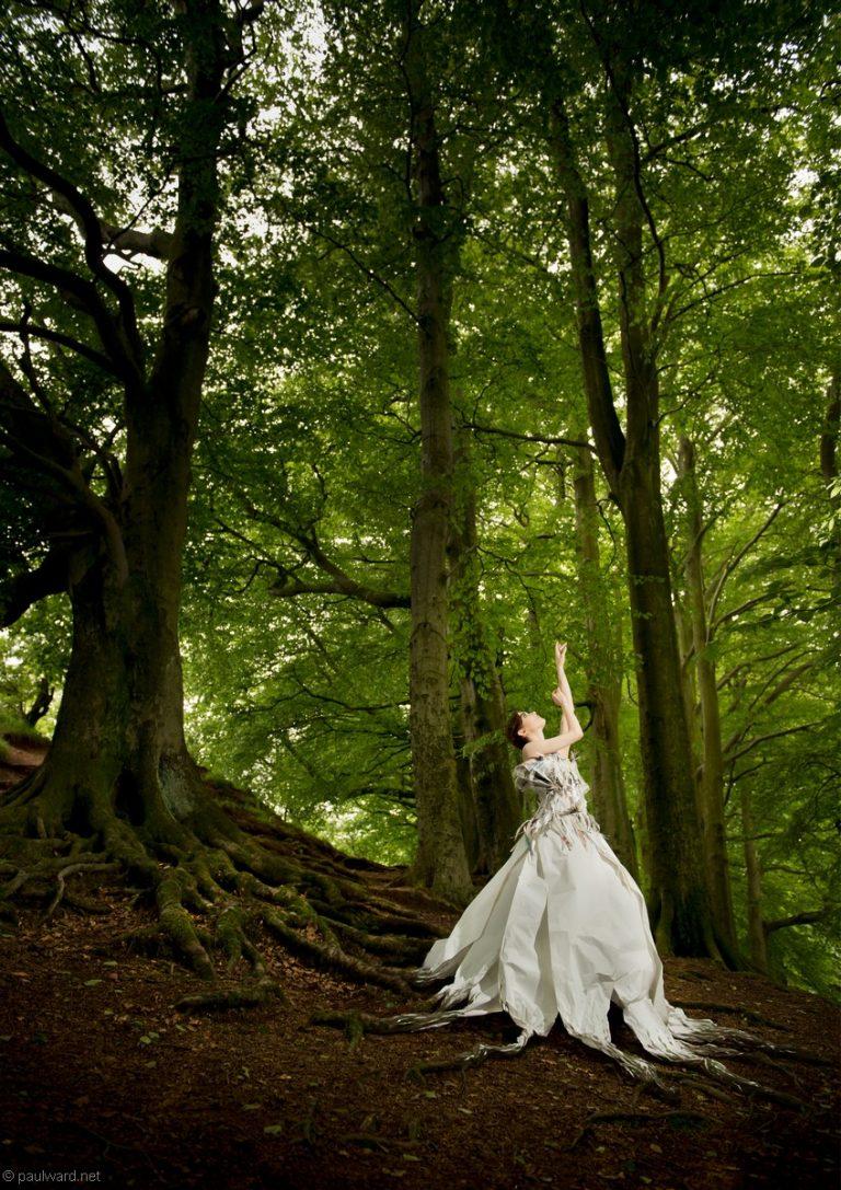 Fashion shoots for Digital SLR photography magazine by Birmingham portrait photographer Paul Ward