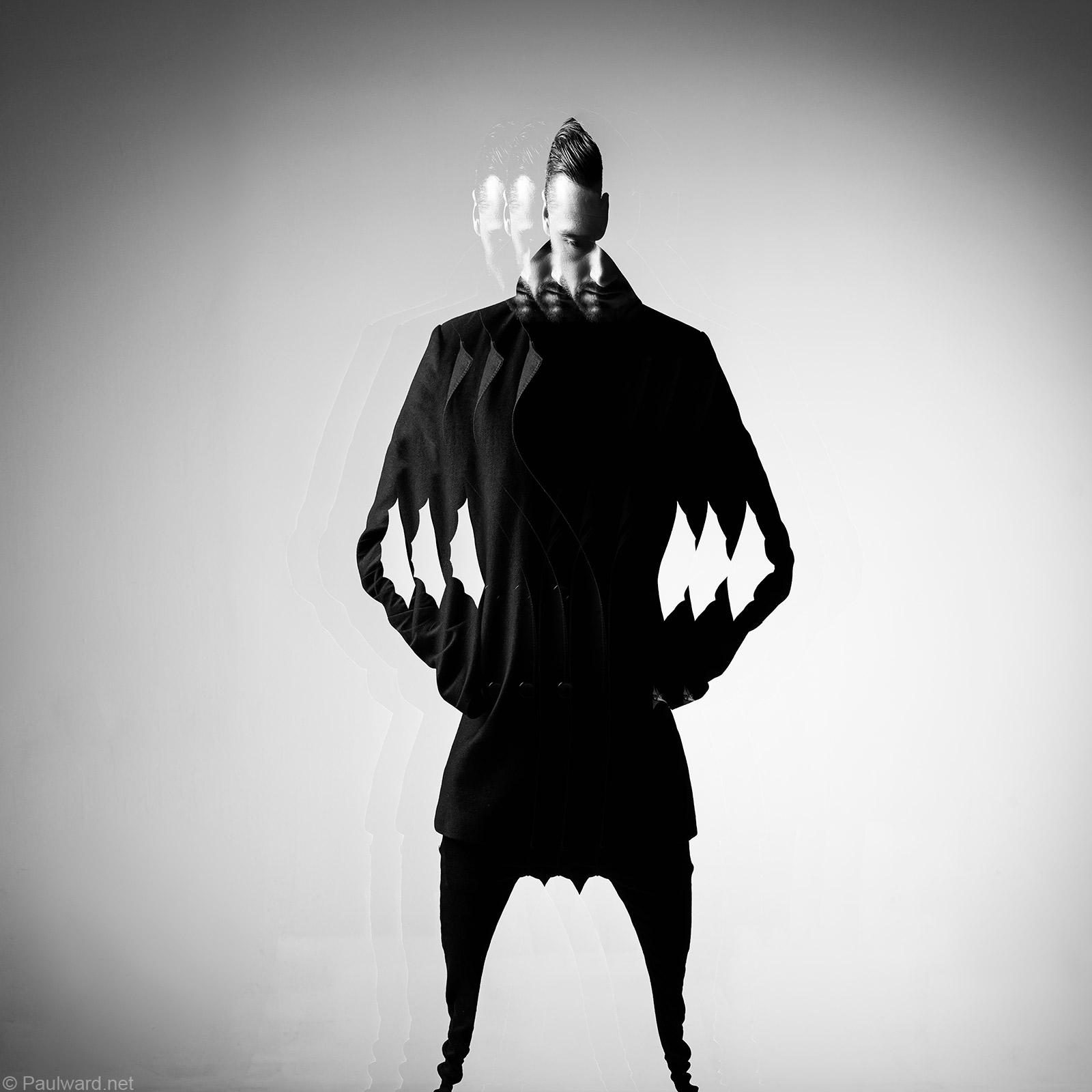 DJ Portrait photographer Birmingham, award winning photography by Paul Ward