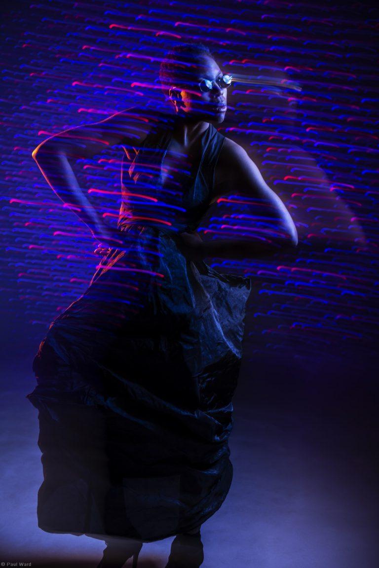Model portfolio shoots by Birmingham portrait photographer Paul Ward
