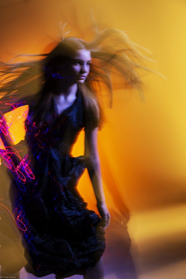 Fashion shoots by Birmingham portrait photographer Paul Ward