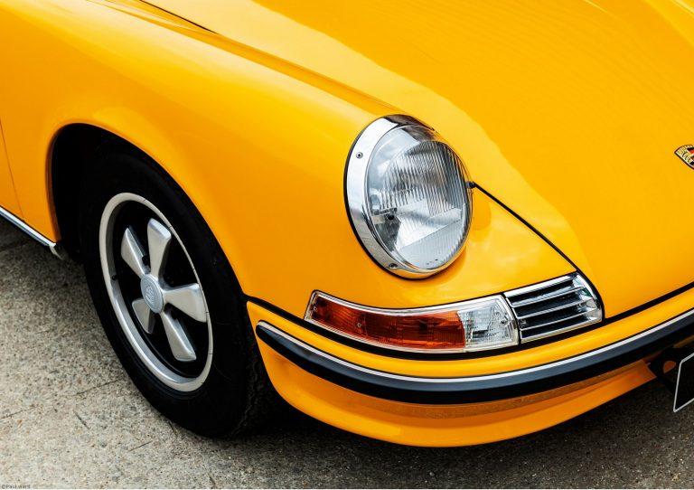 Porsche 911 by Birmingham car photographer Paul Ward