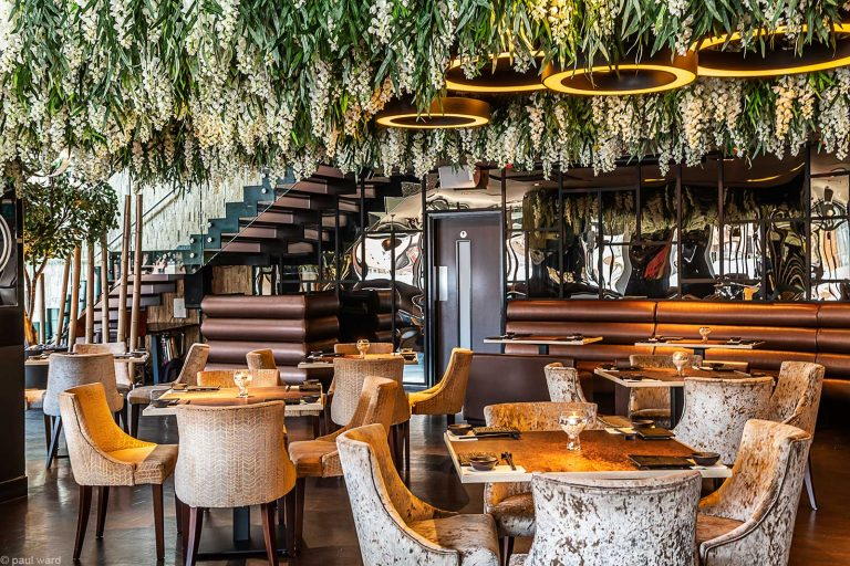 Bar interior image by Birmingham architectural photographer Paul Ward